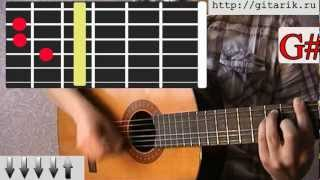 Как играть Nickelback - When We Stand Together guitar lesson