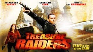 A Race To Hidden Treasure! -