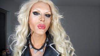 Lorena Herrera   Transformacion Maquillaje