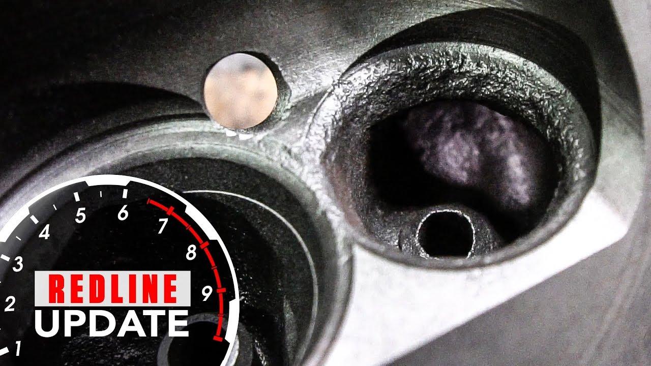 The Redline Rebuild Buick 401 reveals more bad news inside the engine