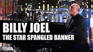 Billy Joel: The Star Spangled Banner / National Anthem [Shea Stadium, 2008]