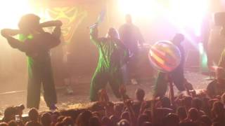 ICP riddle box tour ft worth