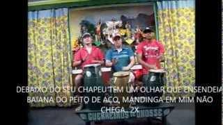 PONTO DA BAIANA MARIA DO COCO