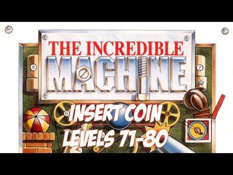 The Incredible Machine (1992) - PC - Levels 71 - 80 - Solución en español