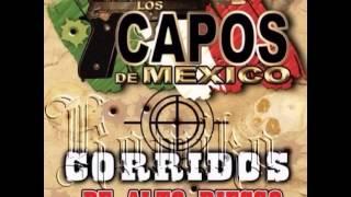 Los Capos De Mexico - El Agente De Ventas