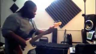 Mali Music - Heavy Love (Bass Cover)