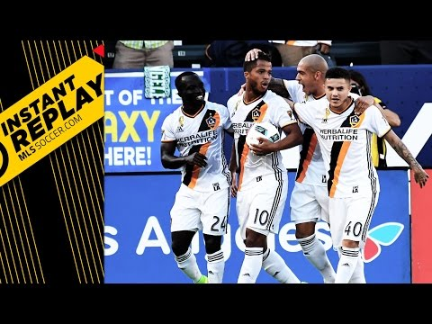 INSTANT REPLAY: LA Galaxy goals vs. Orlando under the microscope