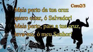 292   Perto de Jesus Play Back Cantor Cristão