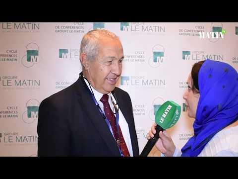 Video : Cycle de conférences du Groupe Le Matin : Déclaration de Hassan Alaoui, DG Maroc Diplomatique