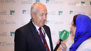 Cycle de conférences du Groupe Le Matin : Déclaration de Hassan Alaoui, DG Maroc Diplomatique