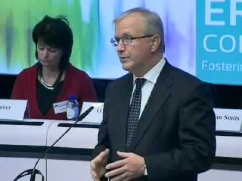ERA CONFERENCE 2012 - Concluding session - Olli Rehn (Part 1) photo