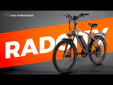 2019 RadCity Electric Commuter Bike - Electric Bike from Rad Power Bikes
