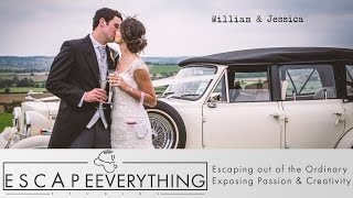 Wedding Video - Jess & Will Vaughan - Escape Everything Studios