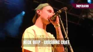 Neck Deep - Crushing Grief (Official HD Live Video)