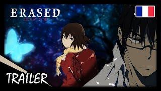 ERASED - TRAILER (FANMADE) VostFR