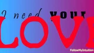 Calvin Harris ft. Ellie Goulding - I need your love (Lyrics)