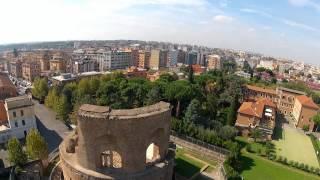 Il Mausoleo di Elena e Villa de Sanctis