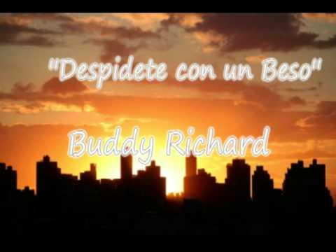 Despidete Con Un Beso de Buddy Richard Letra y Video