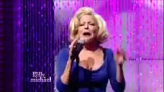 2014   Bette Midler   Baby It's You │LIVE with Kelly & Michael│