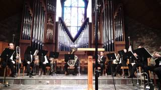 Barclay Brass plays Holst - The Jupiter Hymn from The Planets
