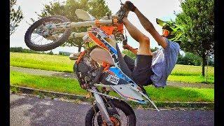 Stunt your Life | Supermoto & Simson