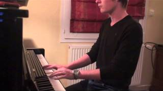 Titanic (the Dream, ending scene) Piano