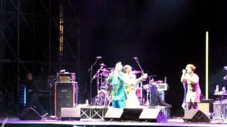 Elio e le storie tese live@Rock in roma_Bunga Bunga&Mangoni Flash Dance