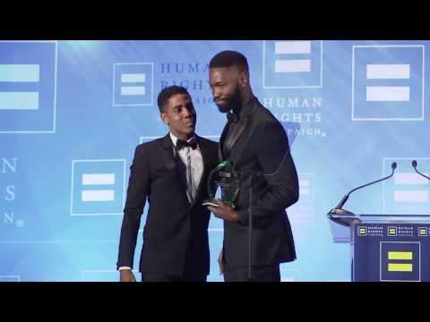 """Moonlight"" Receives the HRC Visionary Arts Award"