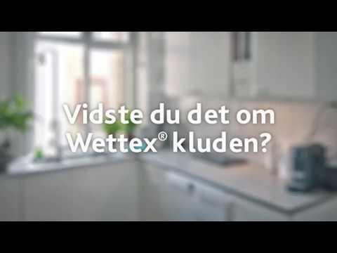 Vidste du det om Wettex