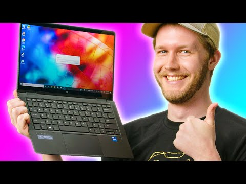 The Almost PERFECT Laptop... - HP Dragonfly Elite