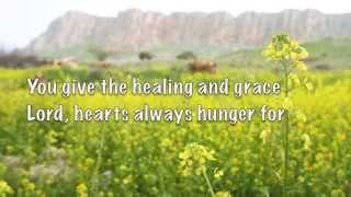 Wonderful Merciful Savior (lyrics) by Selah width=