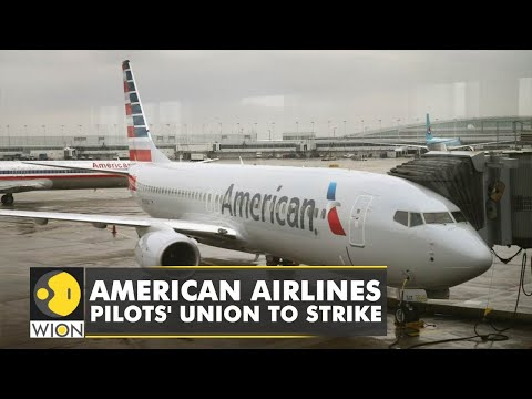 Labour unions of various airlines plan strikes in US   Latest English News