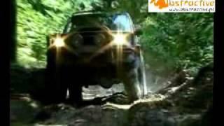Jeep Abstractive - Tor off-road i wypożyczalnia jeepów w Wiśle