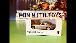 unbox tiger legetøjbil tigre volante Danimarca【macchina giocattolo】03136+it