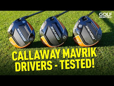 New Callaway Mavrik Drivers FULL REVIEW! Golf Monthly