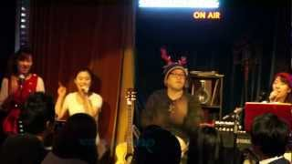 dreambox(드림박스) 20121224 christmas party 3- Alicia Keys Put It In A Love Song (Feat. Beyonce)