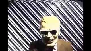 W.T.F  Max Headroom Hijacks Tv  Nov. 22, 1987 Real Footage