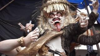 Siwer Mas / Sampian Mas Ogoh - Ogoh Banjar Tainsiat Denpasa