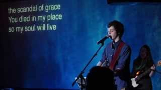Scandal Of Grace (Live) Hillsong United Lead By Matthew Berry