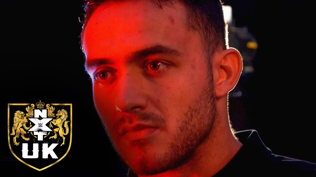 WWE - A-Kid looks forward after his loss to WALTER: NXT UK, Jan. 21, 2021