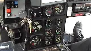 Cockpit Video: Bo 105 Of Rhein Ruhr Helicopter D HMUG