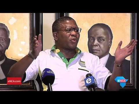 ANC backtracks on 105th birthday celebrations live coverage