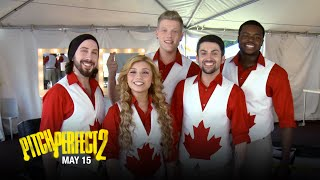 "Pitch Perfect 2 - Featurette: ""The Real A cappella: Pentatonix"" (HD)"