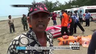 Seorang Warga Mengaku Mendengarkan Dentuman Keras Dari Jatuhnya Pesawat Lion Air JT 610- IMS