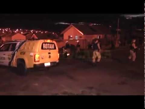 Rocam e Rotam realizam operação em bairros de Umuarama