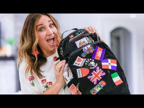 10 Easy Travel HACKS + Packing Tips | Travel 101