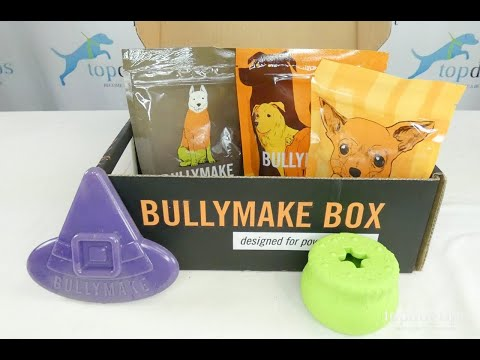 October 2020 Bullymake Box Unboxing