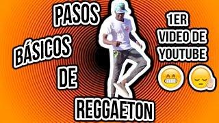 Pasos Básicos de Reggaeton (Bien Explicado) Juego De Pies #1 - Kenny Reggaeton