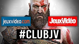 GOD OF WAR, on en débat avec JVCom et JVM I #ClubJV