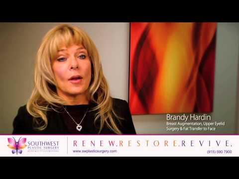 Brandy Hardin - Breast Augmentation, Eye Lid & Fat Transfer to Face